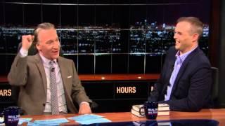 Matt Taibbi explores US criminal injustice with Bill Maher