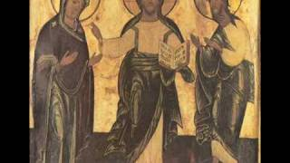 Romanian Orthodox Byzantine Chant-Doxology