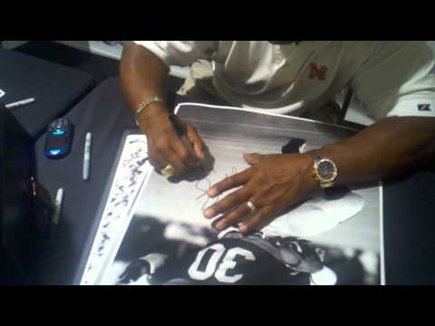 Mike Rozier & Irving Fryar part 2