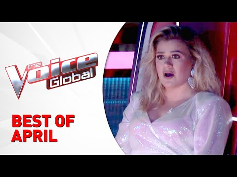BEST OF APRIL 2020 In The Voice