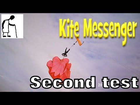 Kite Messenger - Second Test