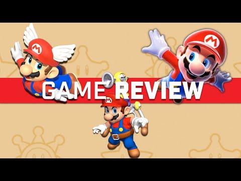 Super Mario 3D All-Stars Review   Destructoid Reviews
