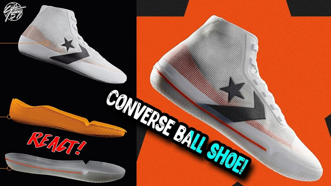 Converse All Star Pro BB Initial Thoughts! Drop In React Cushion!