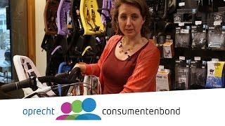 Fietszitjes - Kooptips (Consumentenbond)