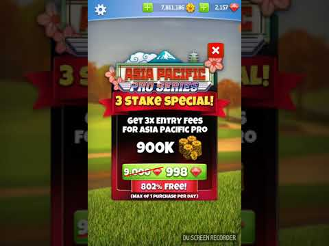Golf clash beginners guide tour 8 part 1