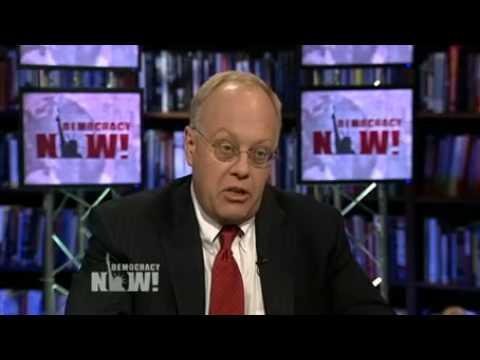 Chris Hedges on NSA Prism Program/ Snowden 6/12/13
