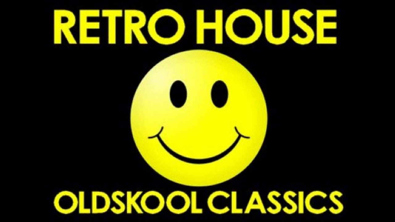 Retro house mix #1 Oldschool Classics