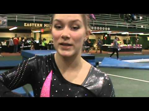MEGA Senior Rachel Dickson Interview