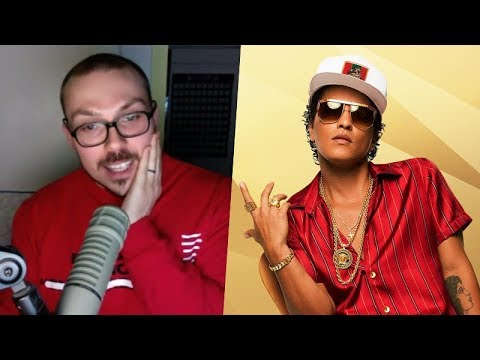 Making The Case For Bruno Mars...