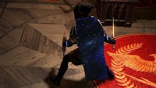 Path of Exile: Celestial Hooded Cloak