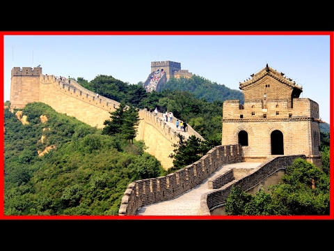 The Largest Structure Ever Built: Great Wall Of China - HD Documentary