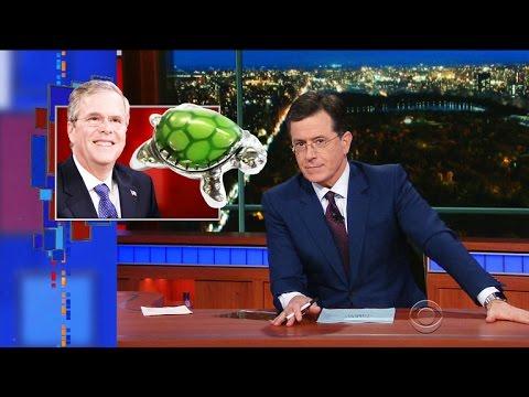 Jeb's Got Turtles & Kim's Got Nukes (Maybe)