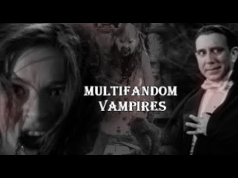 ► Tribute ϟ  Vampire Multifandom | ☠ Call to Arms ☠