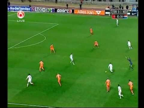 Tunisia vs Netherlands 1-1 Highlights