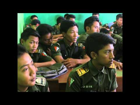 Rimbawan Mengajar edisi SMK Kehutanan Tuban