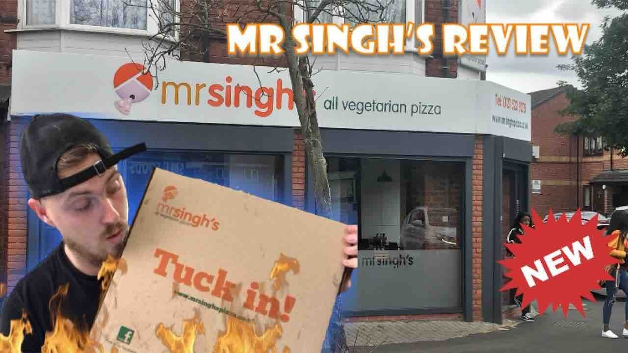 Mr Singhs Pizza Review