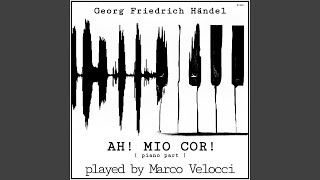Alcina, HWV 34: Ah! mio cor! (Alcina) (Karaoke Version in G Minor Accompanied with Piano)