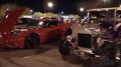 Mixteca's Saturday Night Cruise-in, Glendale Arizona