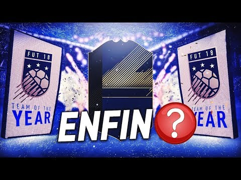 FIFA 18 - ENFIN DU TOTY AVEC LA FULL TEAM ?