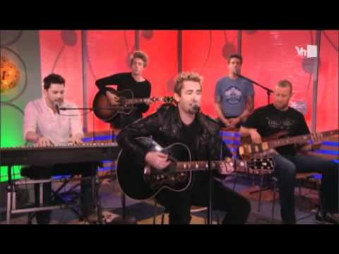 Nickelback- Lullaby (Acoustic)