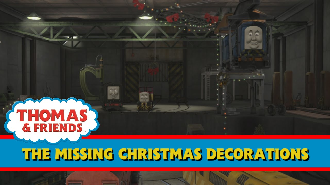 The missing christmas decorations uk hd - The Missing Christmas Decorations Us Hd Series 17