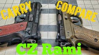 Carry Compare - Rami vs P01 vs PCR