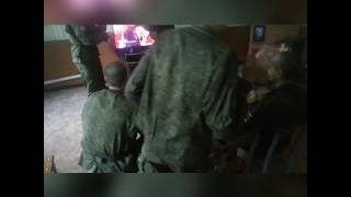 видео выходной в армии