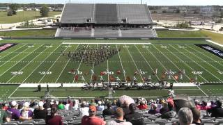 Tomball High School Band 2015 - UIL 5A Area F Marching Contest
