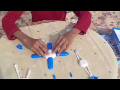 junior scientist making plane Talha Darvajkari