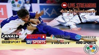 LIVE Judo - Grand Slam - Osaka Japan 2019