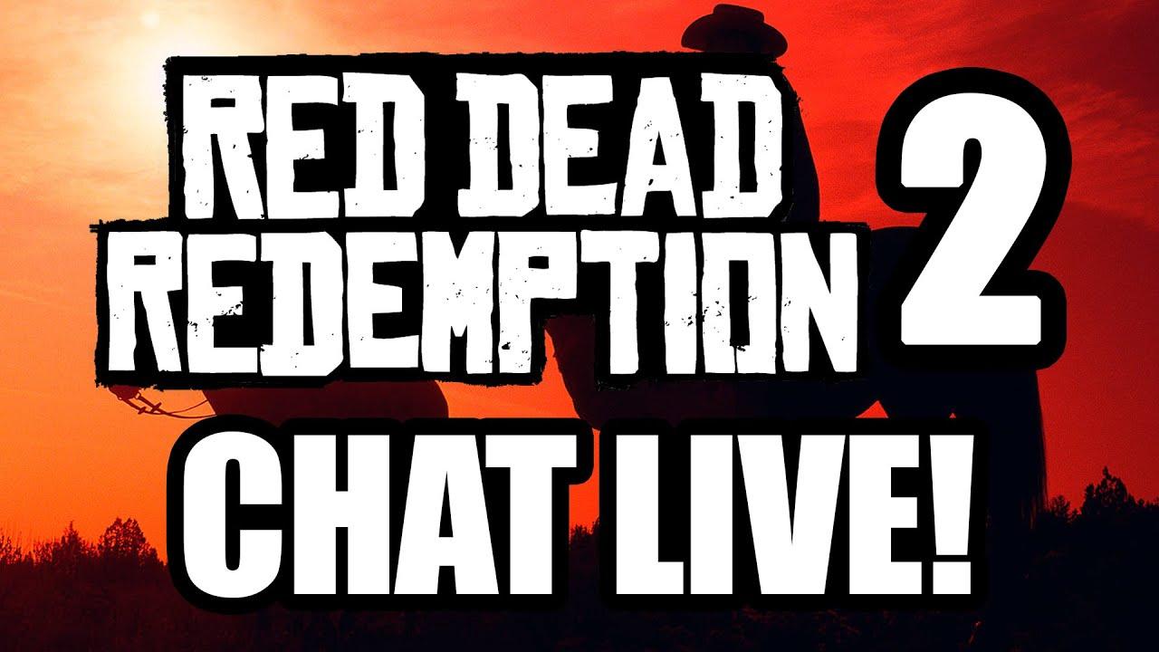 red dead redemption 2 live chat talking singleplayer multiplayer rdr1 gameplay youtube. Black Bedroom Furniture Sets. Home Design Ideas