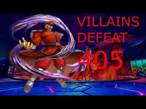 Villains Defeat 405 Youtube