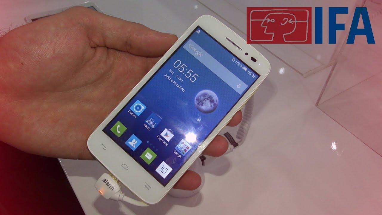 Alcatel OneTouch Pop 2 (IFA 2014)