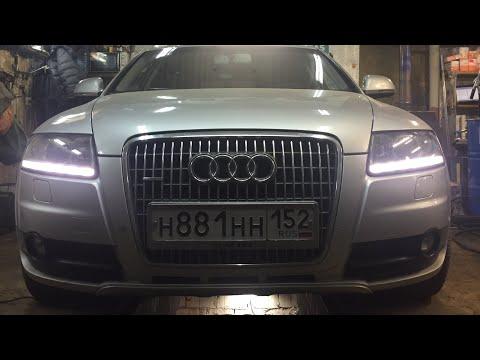 Фото к видео: Audi A6 Allroad 3.0 TDI - последний из настоящих Ауди???