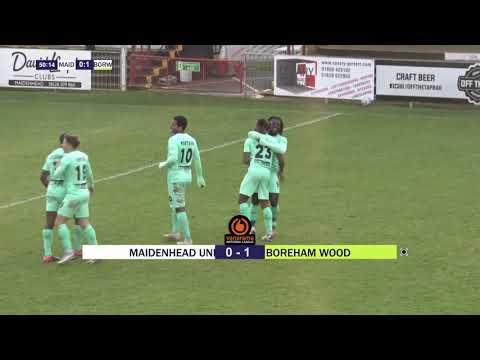 Maidenhead Boreham Wood Goals And Highlights
