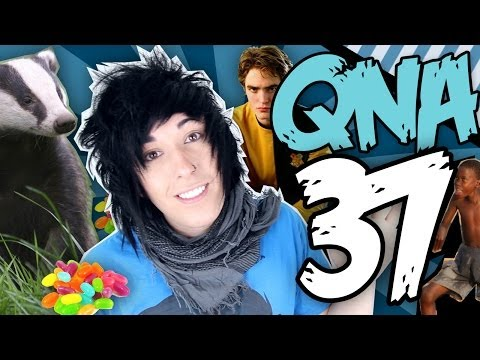 African Kids, Badgers, and Ugly People [Capndesdes Q+A #37]