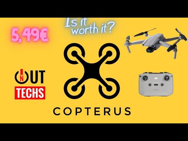 Κριτική Copterus στα ελληνικά από το InOutTechs