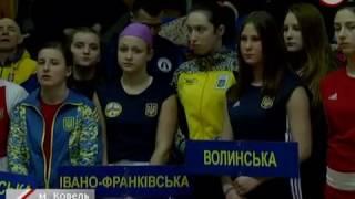 Чемпіонат України з боксу серед жінок, молоді та юніорок
