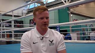 EIS Perf Lifestyle advisor James Hooper on working in Boxing