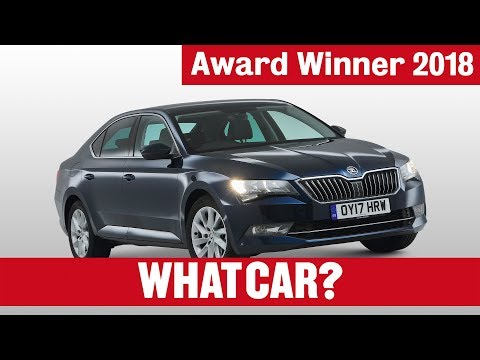 Skoda Superb – why it's our 2018 Executive Car for less than £25,000   What Car?   Sponsored