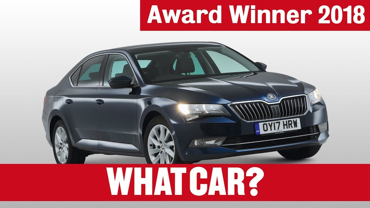 Skoda Superb: why it's our 2018 Executive Car for less than £25,000   What Car? - Dauer: 105 Sekunden
