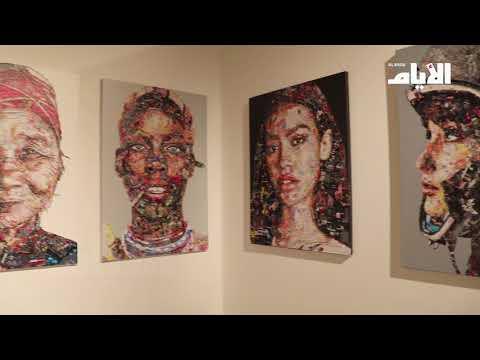 أعمال الفنان زوراب تريسيتلي.. ابداع يثير الاعجاب في معرض «فن البحرين عبر الحدود 2018»  - 22:21-2018 / 3 / 14