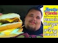 Ranch Burger and Original Fry Sauce! Local Food Review!