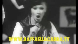 RAFFAELLA CARRA' Carosello AGIP - Chissa' chi sei