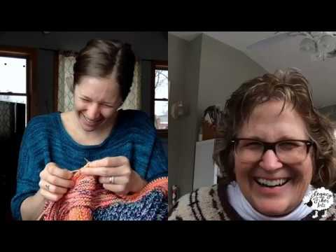 LegacyKnitz Episode 46: Mohair in There