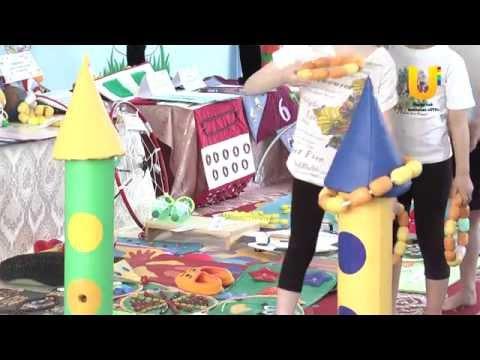 Спортивный инвентарь своими руками для детей в детский сад