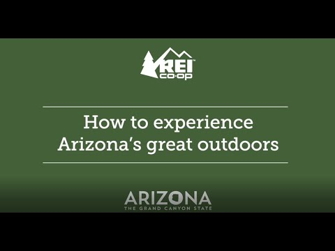 How to Experience Arizona's Great Outdoors with REI Adventure Guide Chris Anderson
