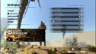 Sniper Elite 3- Multiplayer Gameplay- I