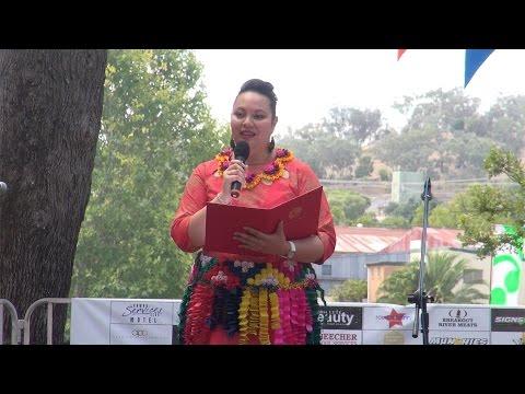 Kingdom Of Tonga - Cowra International Festival of Understanding