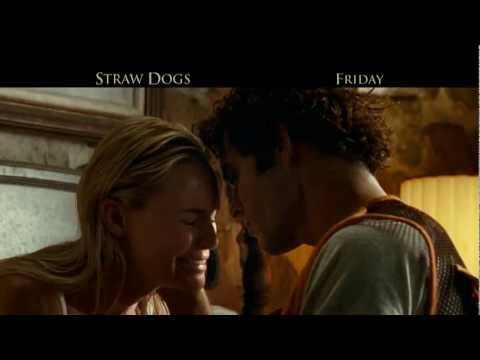 We Don't Lock Our Doors is listed (or ranked) 4 on the list Straw Dogs Movie Quotes